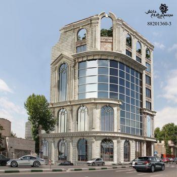 دوره طراحی داخلی، طراحی نما و غرفه (CAD,V-RAY,3D MAX)
