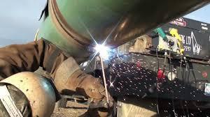 جوشكار لوله هاي گاز با فشار بالا(خاص منطقه ويژه اقتصادي انرژي پارس)